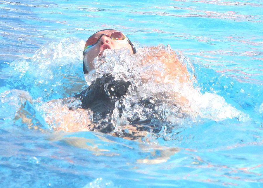 Chesterbrook swimming 3