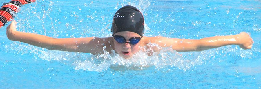 Chesterbrook swimming 5