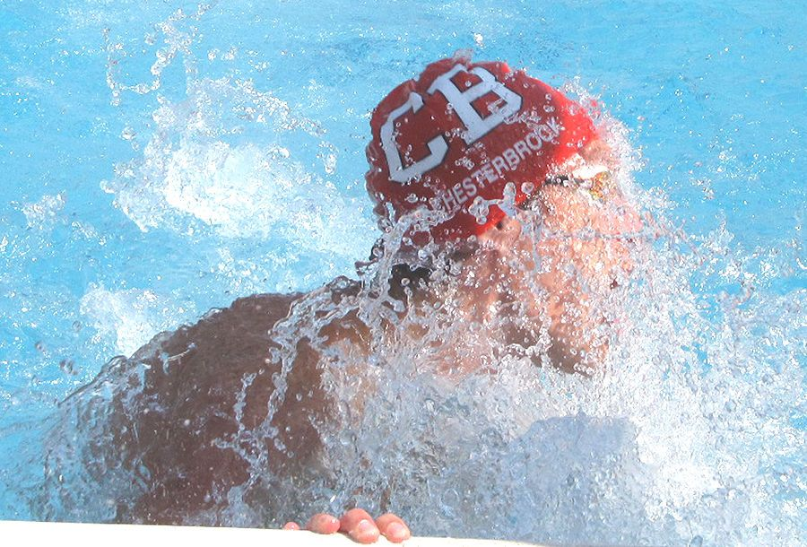 Chesterbrook swimming 10