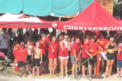 Chesterbrook swimming 2