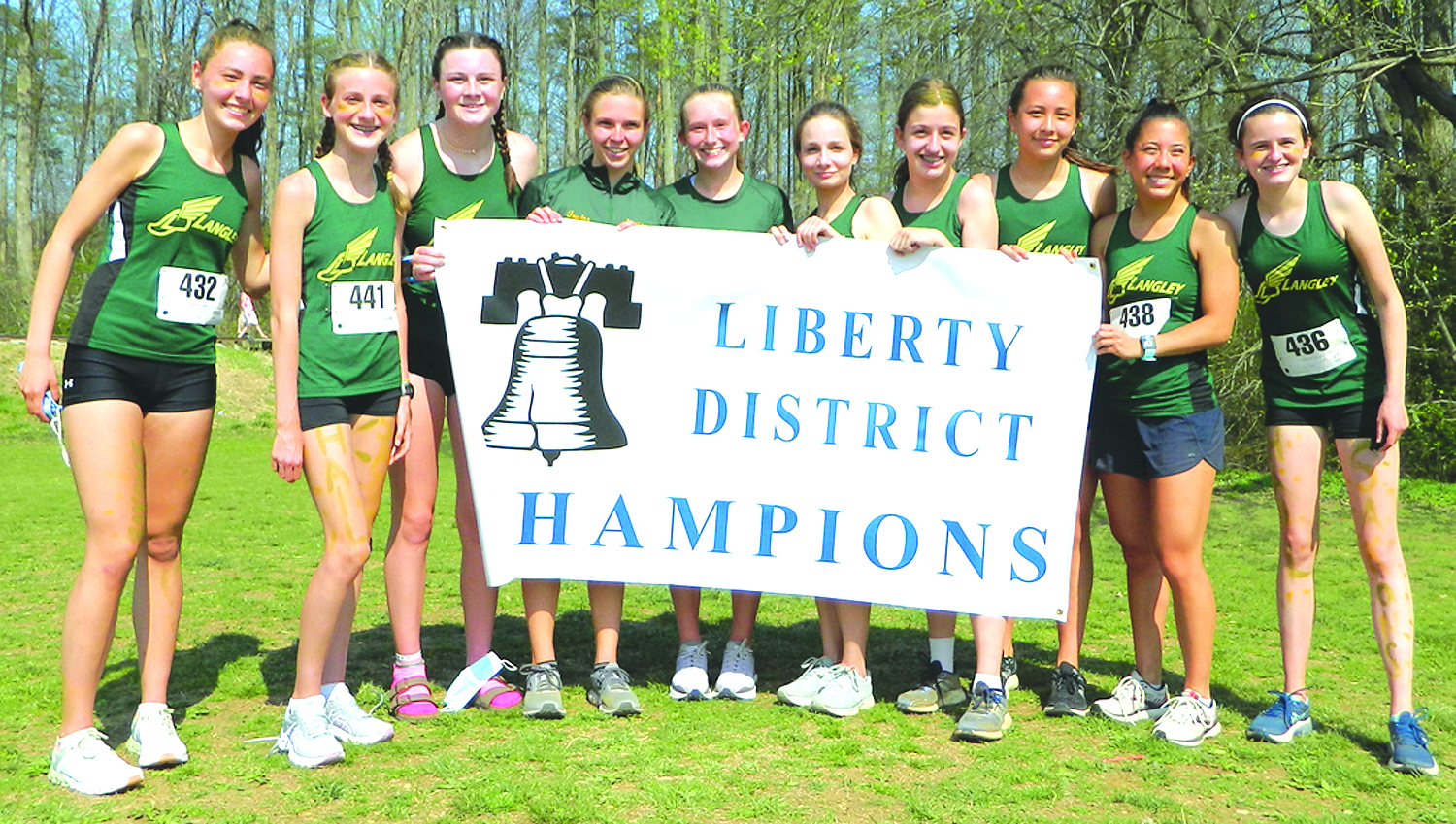 Langley-champs