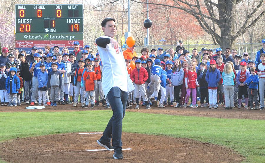 McLean Little League Opening Day 1
