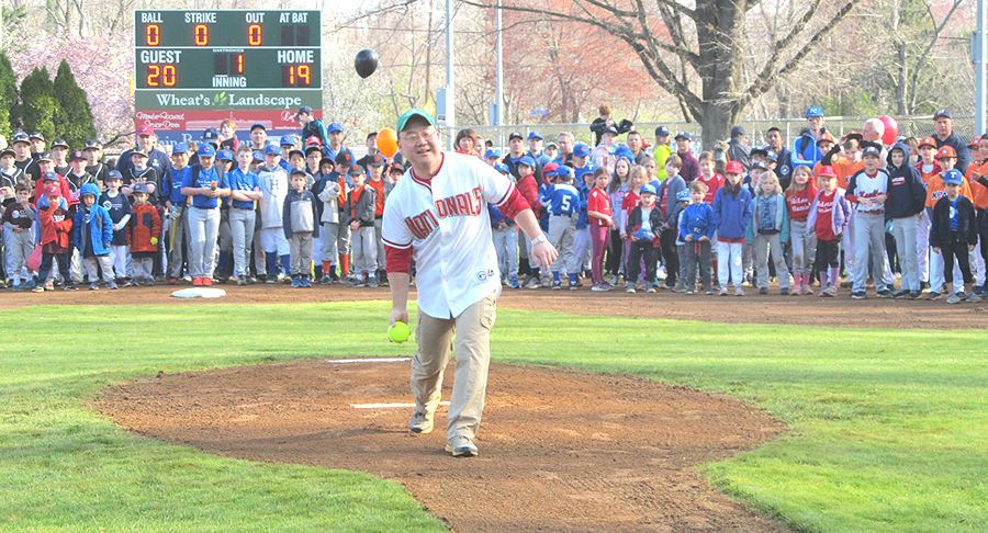 McLean Little League Opening Day 2