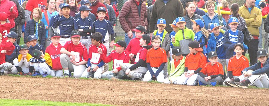 McLean Little League Opening Day 4