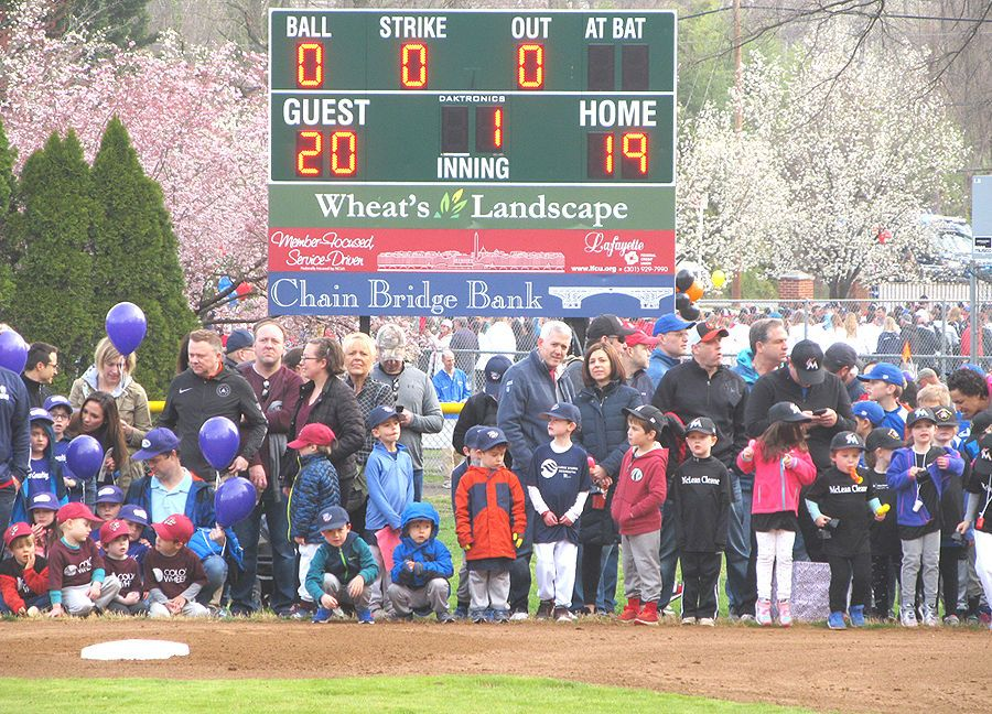 McLean Little League Opening Day 5