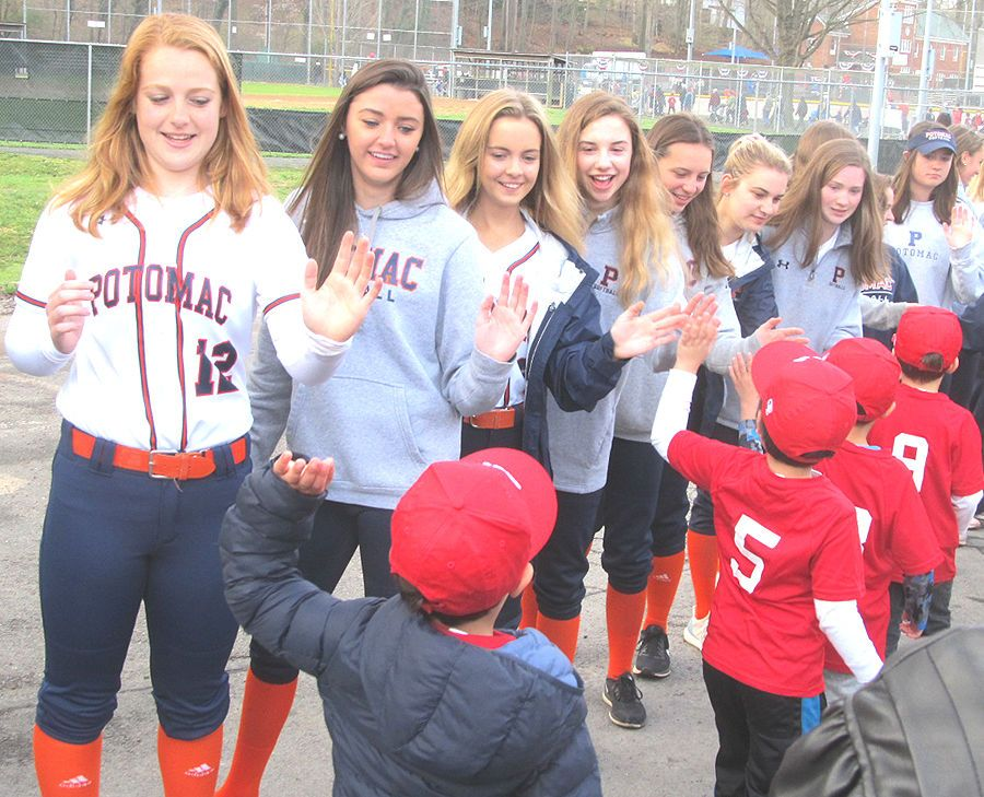 McLean Little League Opening Day 7